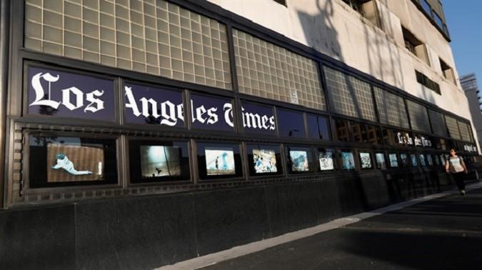 Photo of ABD'nin önemli gazetelerinden Los Angeles Times 500 milyon dolara satıldı
