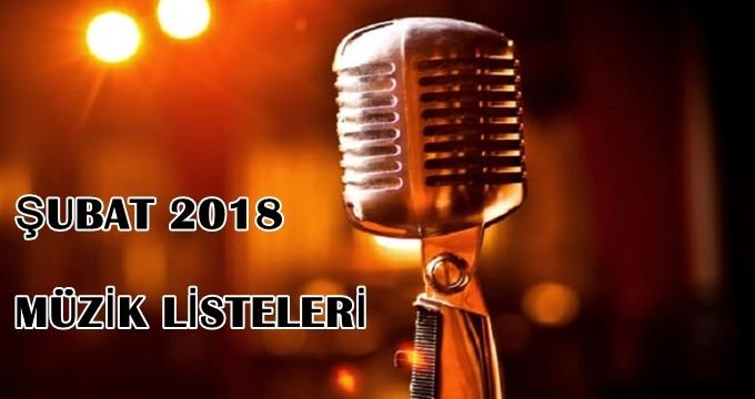 Photo of 2018 Şubat ayının Türkçe pop Top 40 listesinde hangi şarkılar var? (Powertürk-Net D)