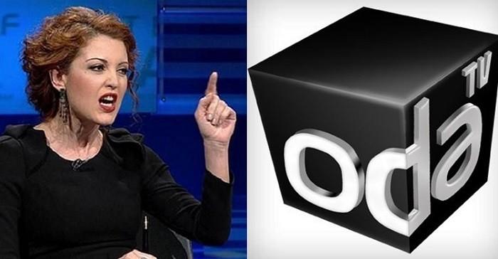 """Photo of Nagehan Alçı'nın sert yazısına Oda TV'den hodri meydan önerisi: """"Mahkemede hesaplaşalım!"""""""