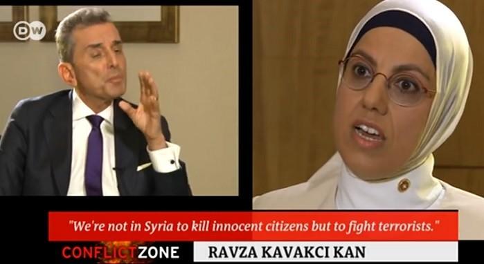 Photo of AK Parti Genel Başkan Yardımcısı Ravza Kavakçı Kan, Alman DW'in Deniz Yücel sorusuna ne cevap verdi?