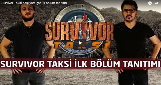 Photo of Survivor heyecanı bir de Survivor Taksi ile yaşanacak. İşte Survivor Taksi ilk bölüm tanıtım