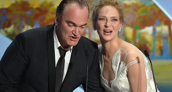 Photo of Ünlü yönetmen Tarantino'dan Thurman'ın tükürme ve zincirle boyun sıkma açıklamasına cevap