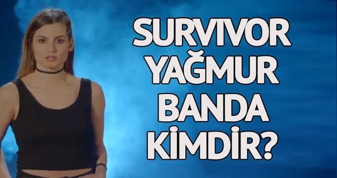 Photo of Survivor Yağmur Banda Kimdir? (2018 Survivor All Star Gönüllüler)