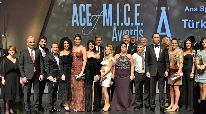 Photo of 6. ACE of M.I.C.E. Awards 2018 sahiplerini buldu