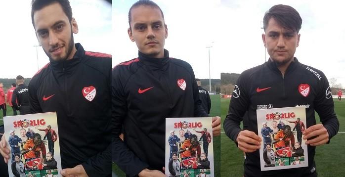 Photo of Yeni spor dergisi Spor Lig'in ilk sayısı çıktı