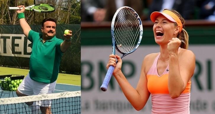 """Photo of Bülent Serttaş: """"Tenise ilgim Maria Sharapova ile başladı!"""""""