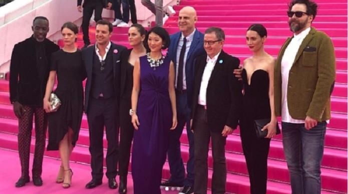 """Photo of Melisa Sözen'in de jürisinde yer aldığı """"Canneseries Festivali"""" Fransa'da başladı"""