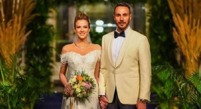 Photo of NTV spikeri Simge Fıstıkoğlu evlendi