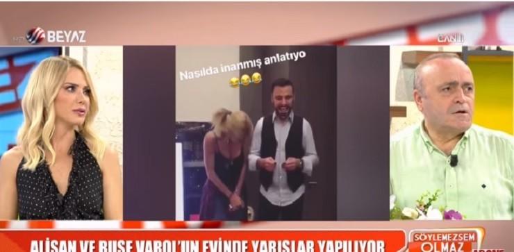 Photo of Buse Varol'un açıklaması canlı yayında Ali Eyüboğlu'nu çıldırttı (Video)