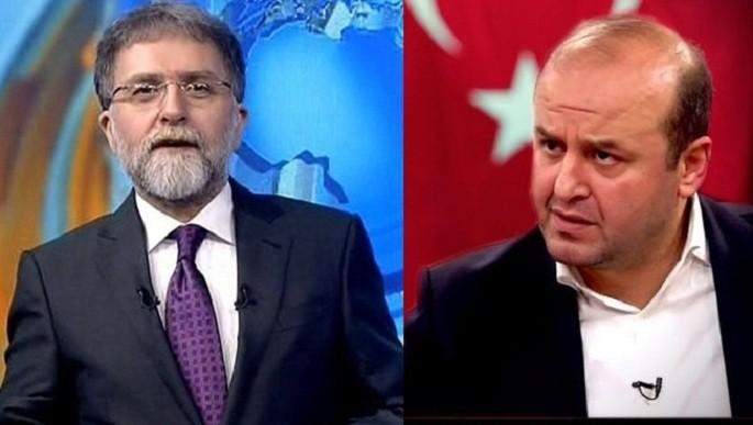 """Photo of Ahmet Hakan'ın """"çıkışma"""" icazetine Ömer Turan ne tepki verdi?"""
