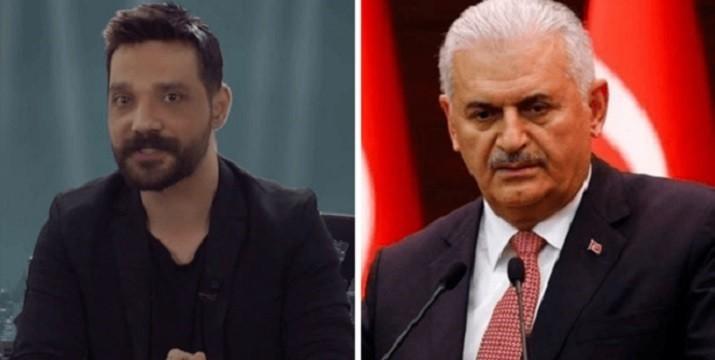 """Photo of Oğuzhan Uğur'un """"Ezhel"""" sorusuna Başbakan Binali Yıldırım ne cevap verdi?"""