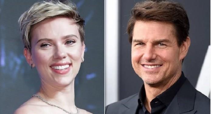 Photo of Scarlet Johanssson, Tom Cruise ile ilgili o iddiaya ateş püskürdü