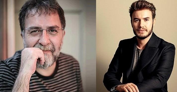 """Photo of Ahmet Hakan, Mustafa Ceceli'ye ağır yüklendi """".. azıcık insan olmak için!"""""""