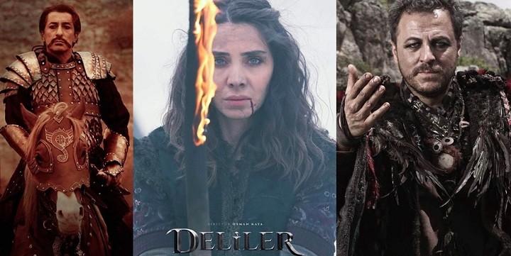 Photo of Erkan Petekkaya, Nur Fettahoğlu ve Yetkin Dikinciler'in rol aldığı Deliler filminden ilk fragman