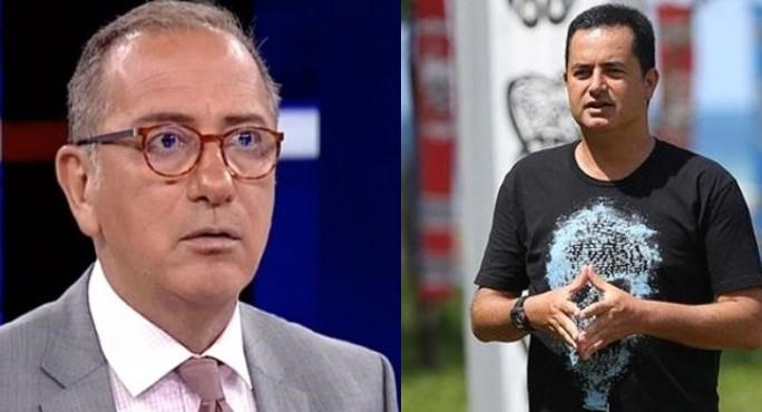 Photo of Acun Ilıcalı, Fatih Altaylı'yı telefonla neden aradı?