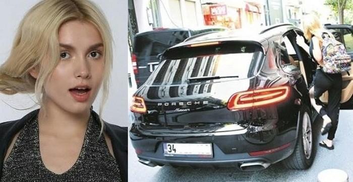 Photo of Aleyna Tilki'nin yeni lüks arabasının fiyatı dudak uçuklattı!