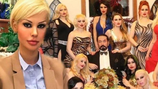 Photo of Adnan Oktar'ın kediciği Ceylan Özgül'le ilgili flaş gelişme