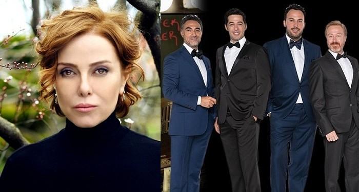 Photo of Zuhal Olcay, Ufak Tefek Cinayetler'in hangi oyuncusuyla aynı sahneyi paylaşacak?
