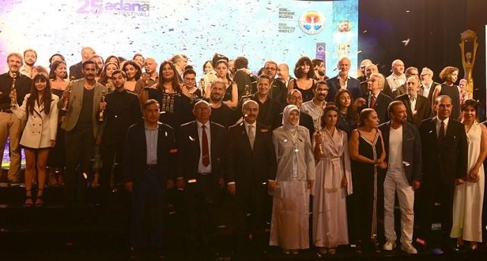 Photo of Adana Uluslararası Film Festivali'nde ödüller sahiplerini buldu