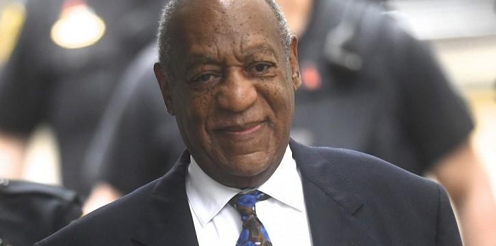 Photo of Ünlü komedyen Bill Cosby'e taciz davasından hapis cezası