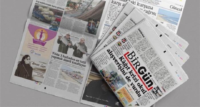 Photo of Birgün gazetesinden zam açıklaması….Kaç lira oldu?