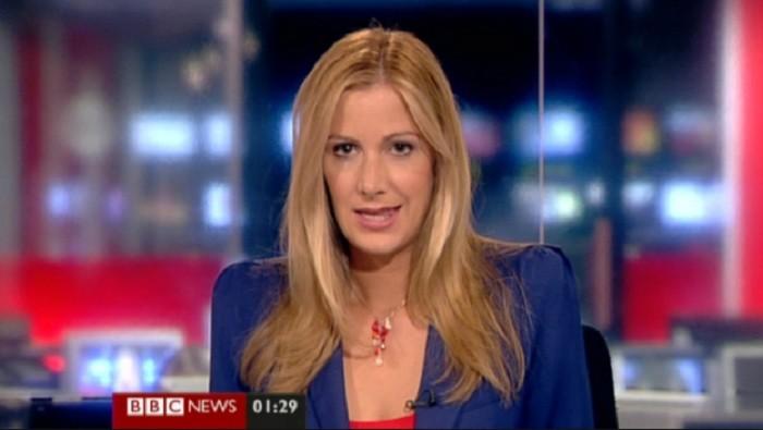 """Photo of Kanser tedavisi gören BBC spikerinden üzen açıklama: """"Sayılı günlerim kaldı"""""""