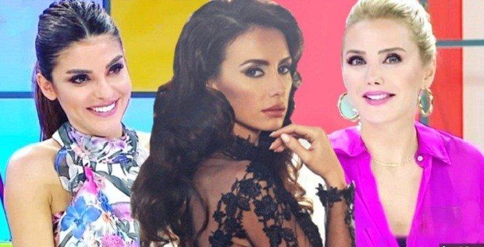 Photo of Emina Jahoviç, Ece Erken ve Bircan Bali'ye veryansın etti