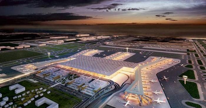 Photo of Dev projenin ismi belli oldu: İstanbul Havalimanı