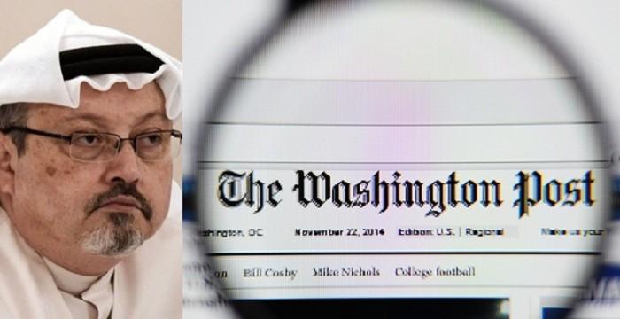 Photo of Washington Post Cemal Kaşıkçı'nın son yazısını yayımladı…Kaşıkçı son yazısında ne yazmıştı?