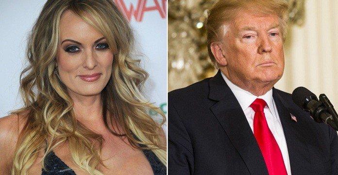 Photo of Stormy Daniels'e karşı davayı kazanan Trump, porno yıldızıyla nasıl alay etti?