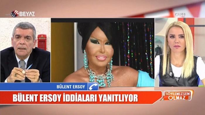 """Photo of Bülent Ersoy ve Sacit Aslan'dan canlı yayında sert tartışma: """"Yürü git!"""""""
