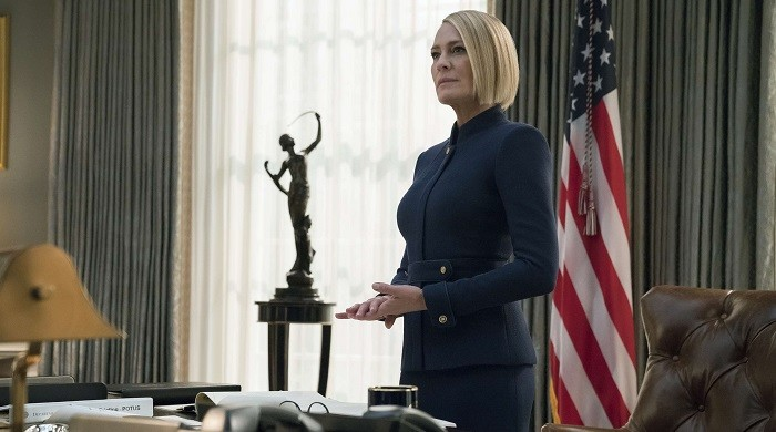 Photo of House Of Cards'ın final sezonu başlıyor