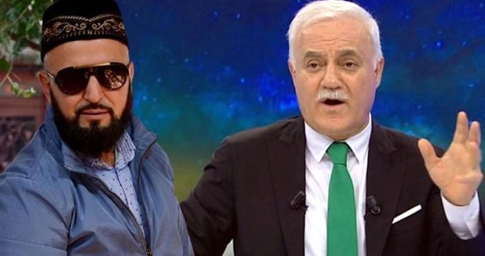 Photo of Nihat Hatipoğlu, Ahsen TV'nin muhabirini fena haşladı