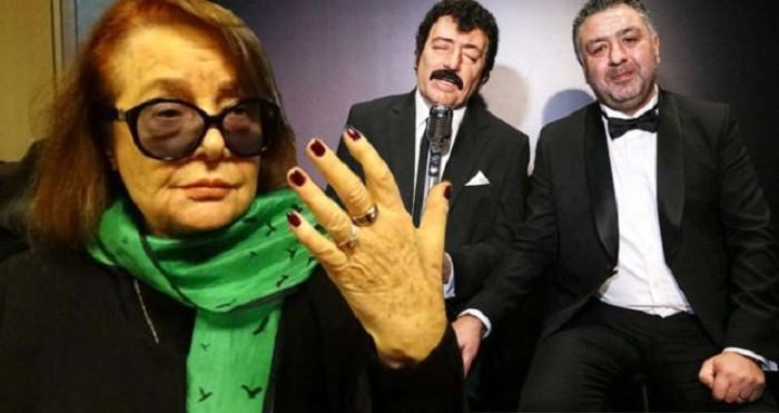 Photo of Muhterem Nur ile Müslüm filminin yapımcısı canlı yayında tartıştı
