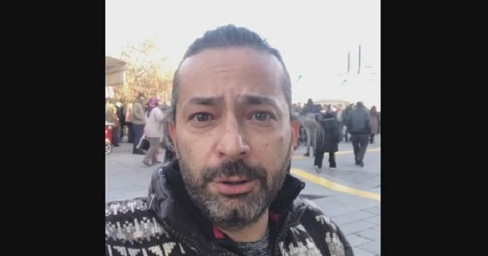 Photo of Tanzim satıştan alışveriş yapan vatandaşlardan İrfan Değirmenci'ye  tepki
