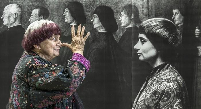 Photo of Agnès Varda, İstanbul Modern Sinema'da