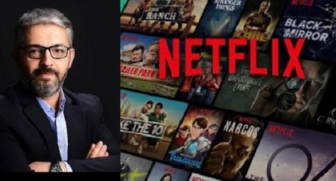 """Photo of Erem Şentürk: """"Netflix izleyin, beğenmiyorsanız daha iyisini yapın"""""""