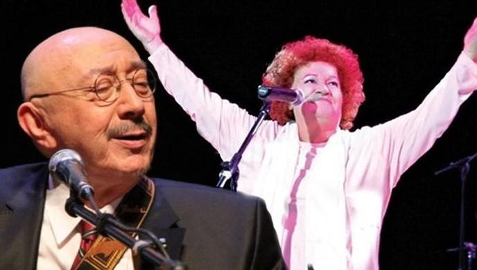Photo of Özdemir Erdoğan, Aleyna Tilki ile sahneye çıkan Selda Bağcan'ı topa tuttu