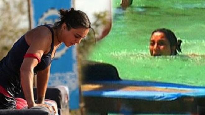 Photo of Survivor'da Sabriye şoku… Suya daldı ama sonrası herkesi korkuttu