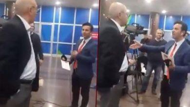 Photo of Mahmut Tanal'dan, A Haber muhabirine müdahale… Kavgaya ramak kaldı