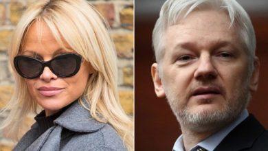 Photo of Pamela Anderson'dan İngiltere ve ABD'ye 'Assange' tepkisi…'Amerikan köpeğisiniz!'
