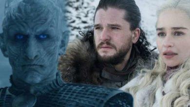 Photo of Game Of Thrones'un son sezon bölümlerinin yayın tarihleri belli oldu