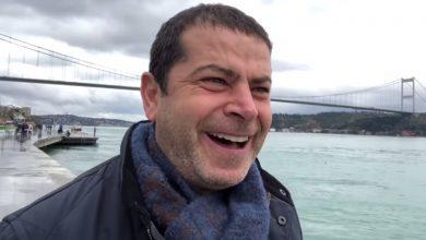 """Photo of Cüneyt Özdemir, İsmail Küçükkaya'nın """"Moderatörliüğümü nasıl buldunuz"""" sorusuna nasıl tepki verdi?"""