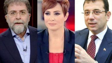 Photo of Didem Arslan'dan Ahmet Hakan'ı kızdıracak gönderme
