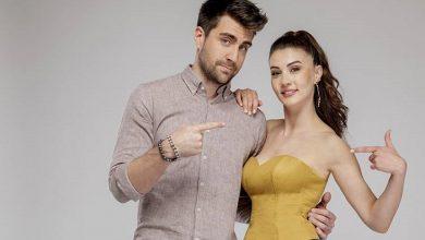 Photo of Burcu Özberk başrolünde yer aldığı Afili Aşk'ın tanıtımında şarkı söyledi