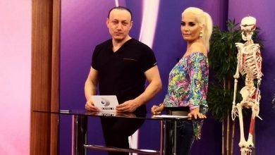 Photo of Güzel sunucu Sibel Çakı'nın sunumuyla Her Eve Sağlık Euro D ekranlarında