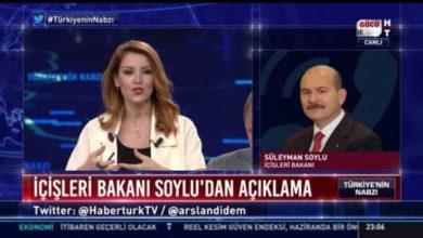 Photo of İçişleri Bakanı Süleyman Soylu'dan Nagehan Alçı'ya canlı yayında tepki