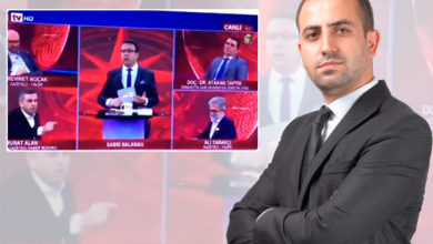Photo of Akit gazetesi haber müdürü Murat Alan darp edildi
