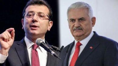 Photo of Binali Yıldırım ile Ekrem İmamoğlu'nun karşı karşıya geleceği yayının moderatörü belli oldu