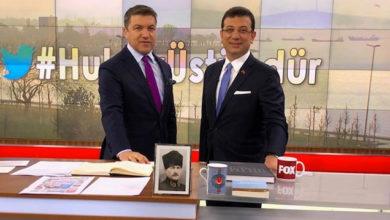 """Photo of """"Yayın öncesi Küçükkaya ve İmamoğlu görüştüler mi?"""" sorusuna İsmail Küçükkaya'dan açıklama"""